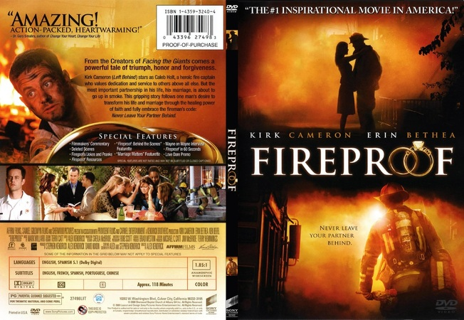 Fireproof 2008 (Furtuna de foc) subtitrat in romana