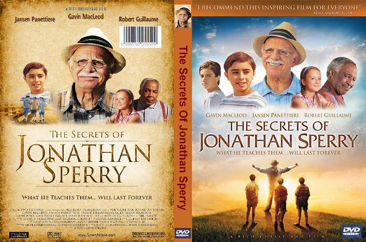 The secrets of Jonathan Sperry – (Secretele lui Jonathan Sperry) 2008