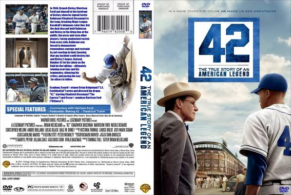 42:The True Story of an American Legend (2013)