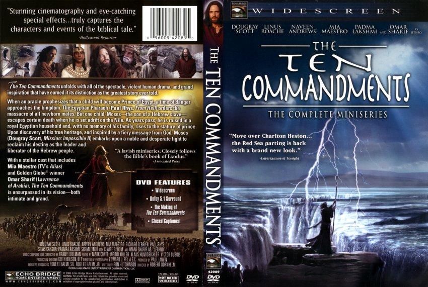 The Ten Commandments – Cele zece porunci (2006)