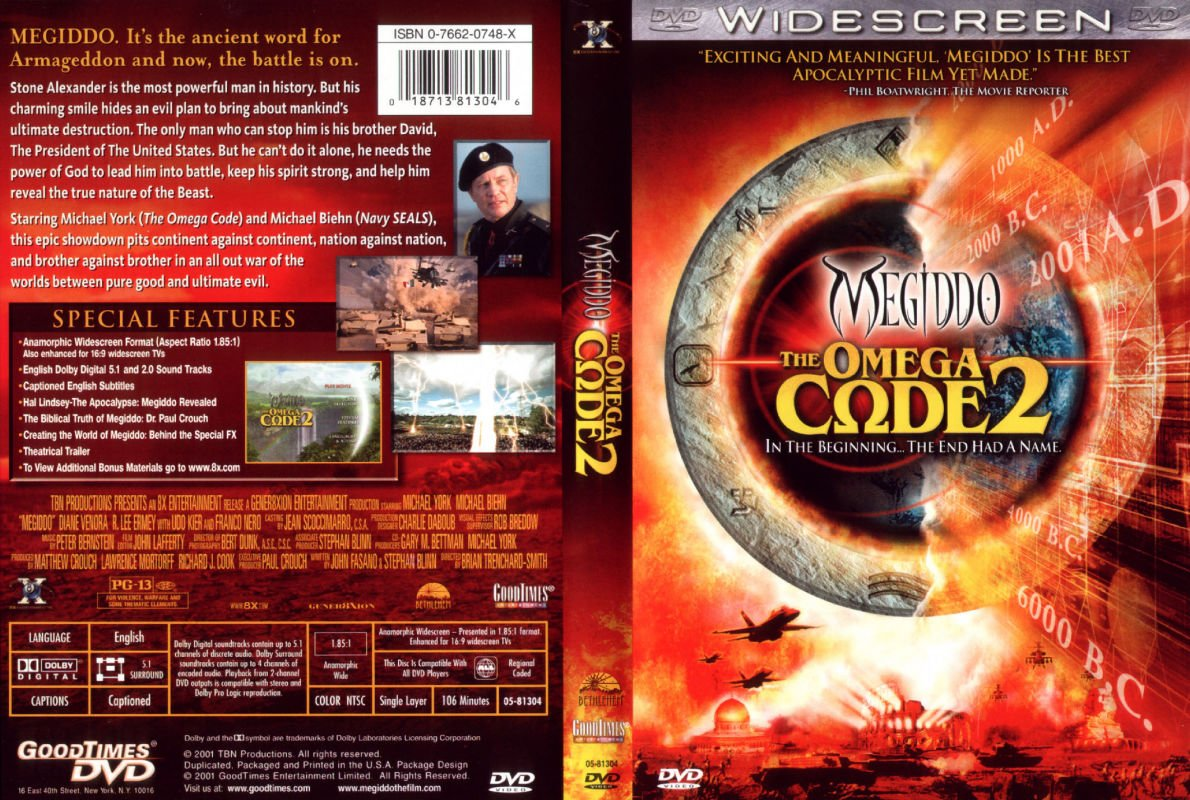 The Omega Code – Cod Omega (1999)