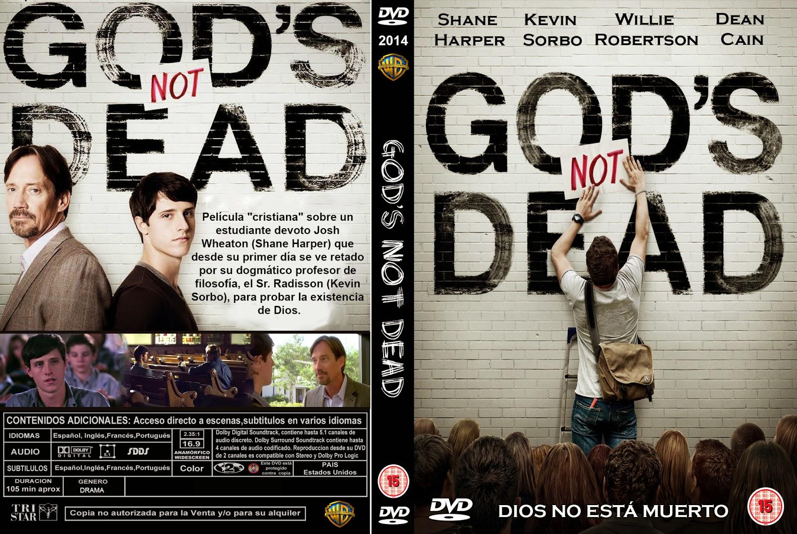 God's Not Dead 2014