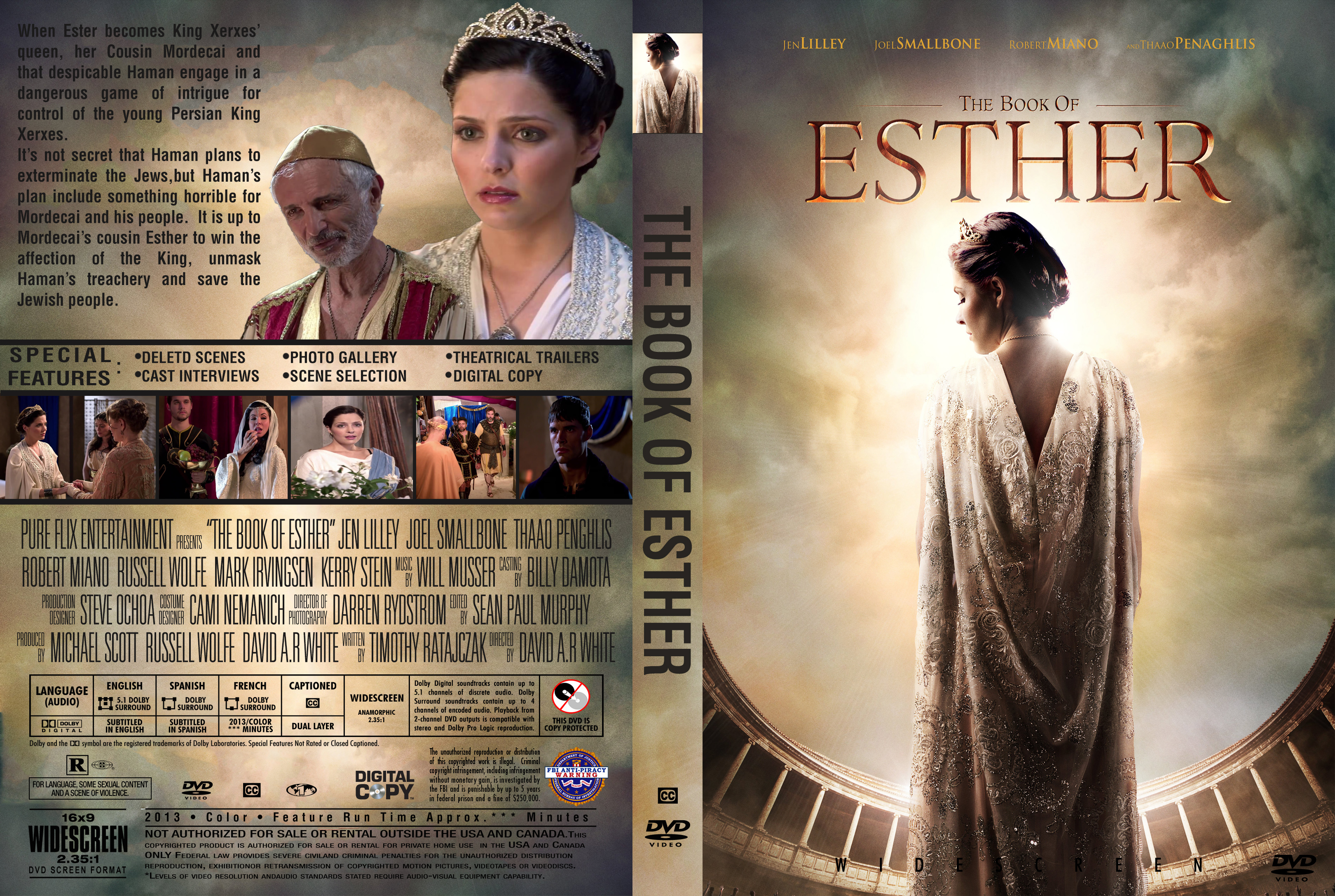The Book of Esther – Cartea Esterei (2013)