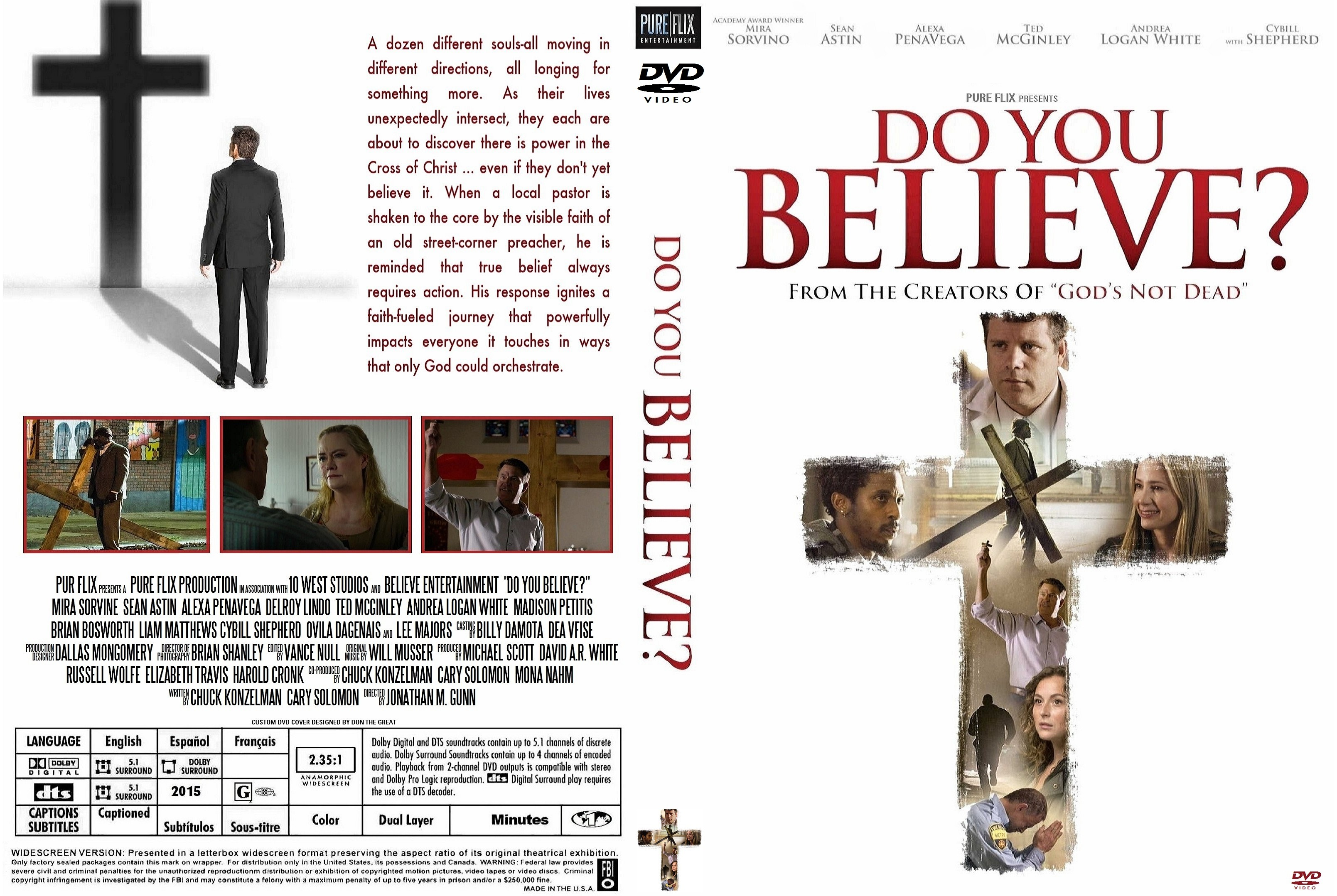 Do You Believe? (2015) subtitrat in romana