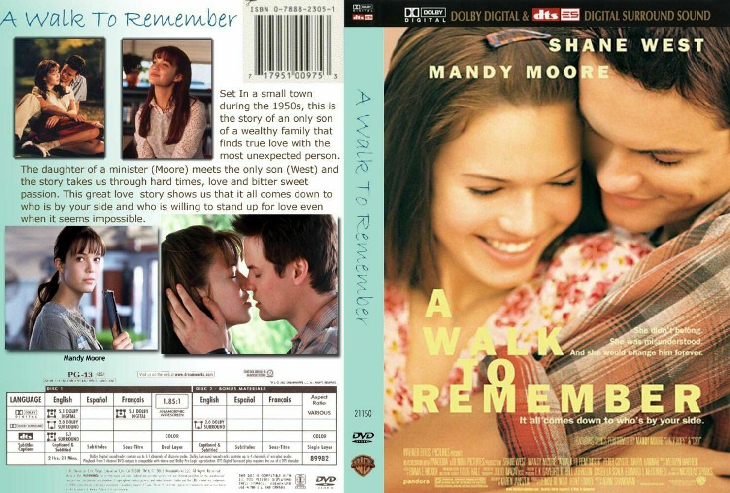 A Walk to Remember(2002)