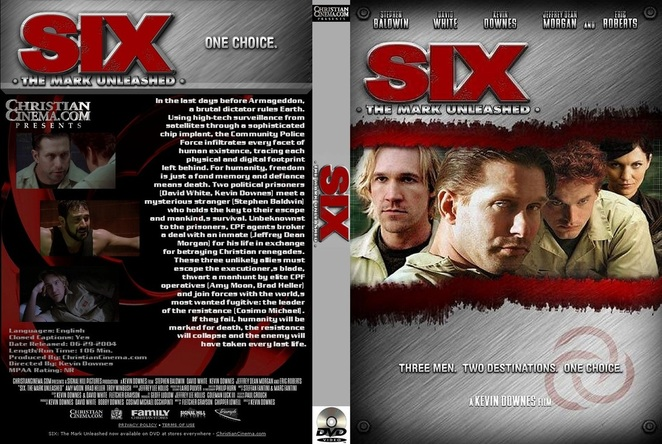 Six – The Mark Unleashed