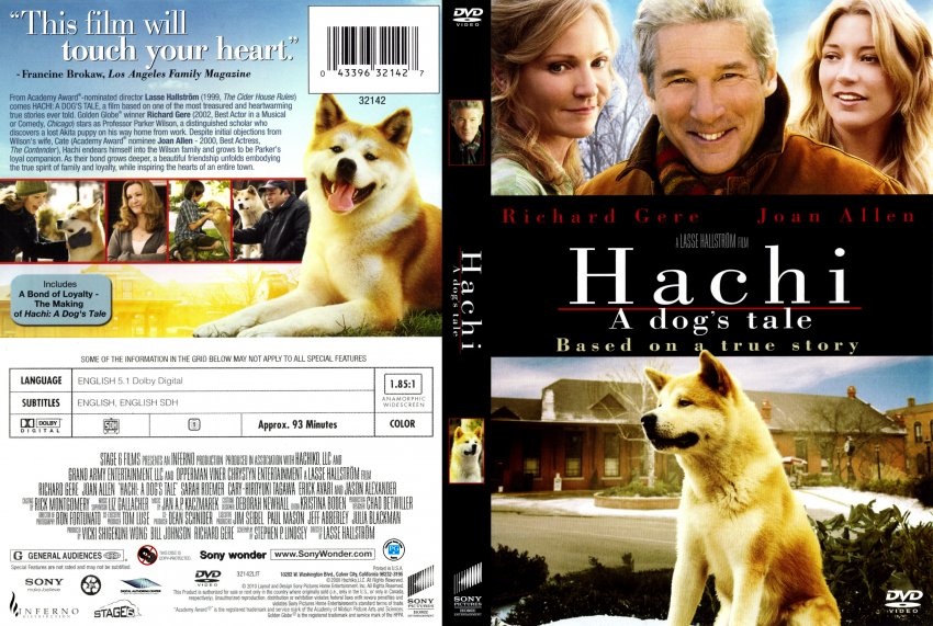 Hachi A Dogs Tale 2009