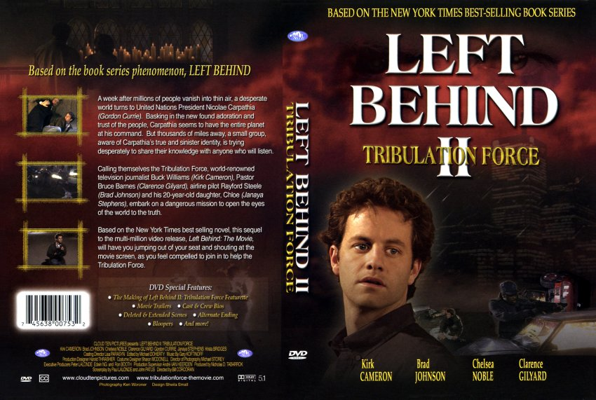 Left Behind II: Tribulation Force (2002)