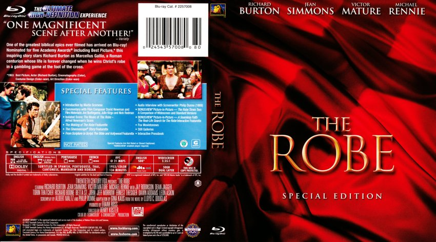 The Robe(1953)– Camasa Lui Cristos