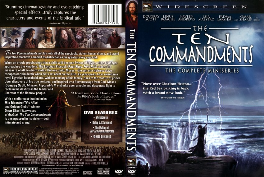The Ten Commandments – Cele zece porunci (2006)