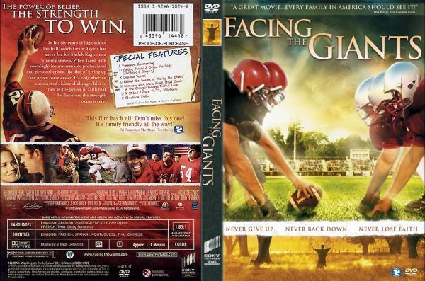 Facing the Giants  (2006 HD) – Infrunta-ti uriasii