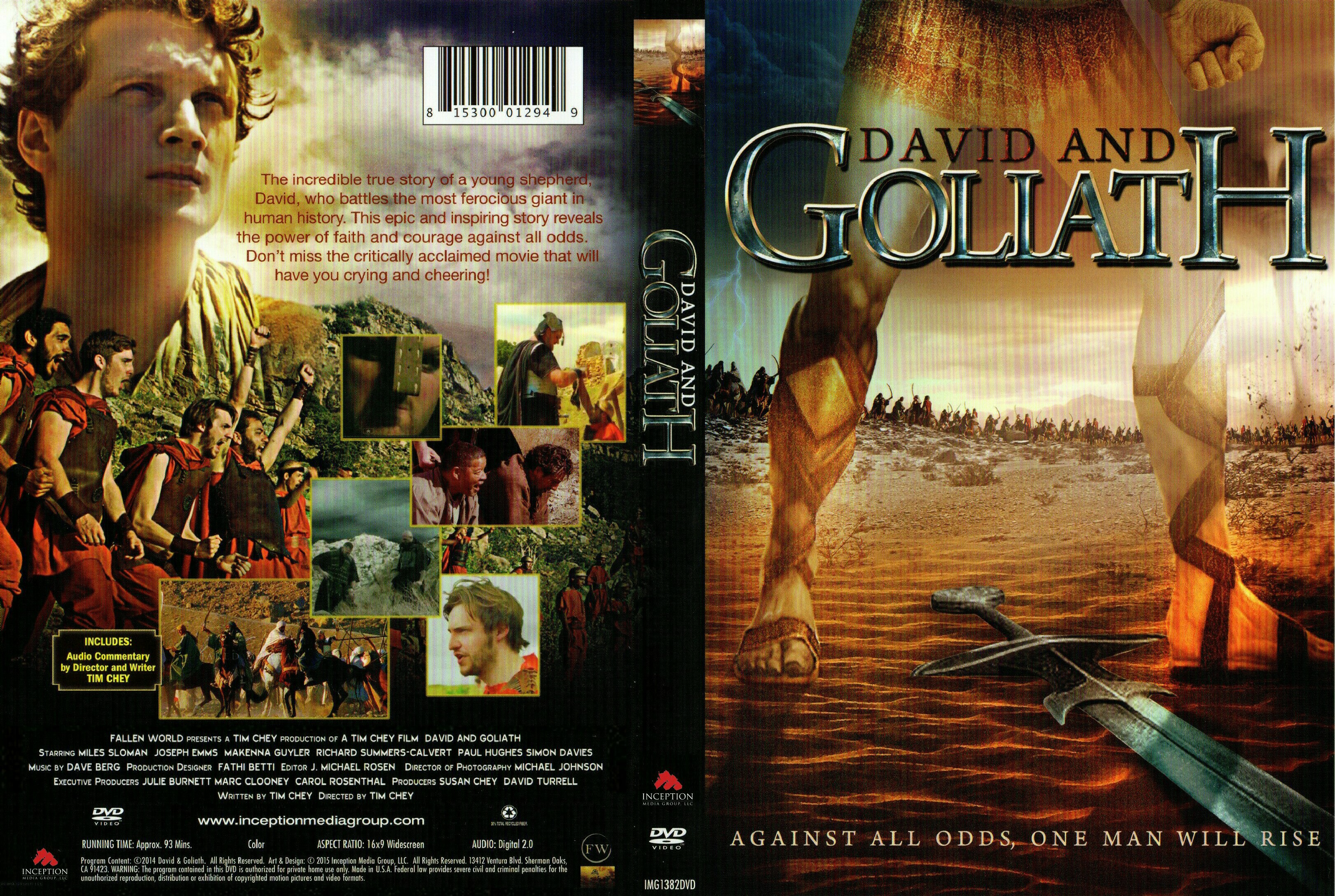DAVID AND GOLIATH (2015) ONLINE SUBTITRAT HD