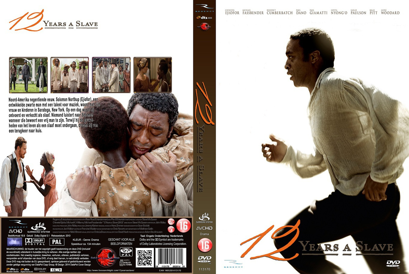 12 ani de sclavie (2013)