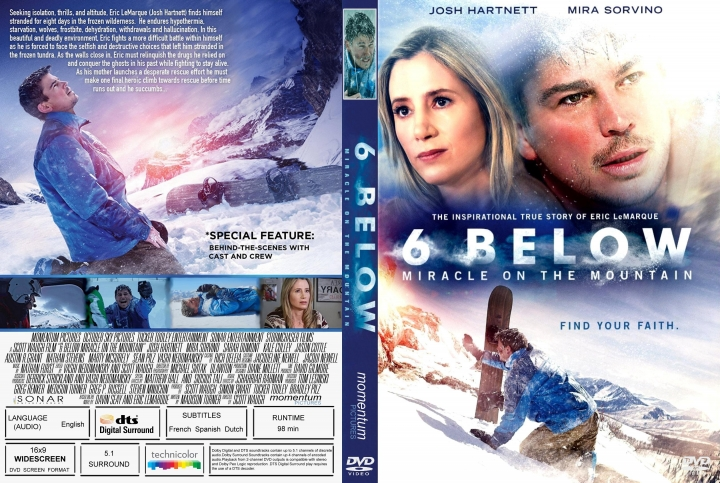 6 Below: Miracle on the Mountain (2017) subtitrat in romana