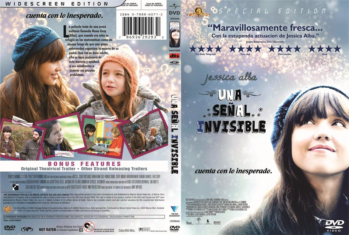 An Invisible Sign – Un semn invizibil (2010)