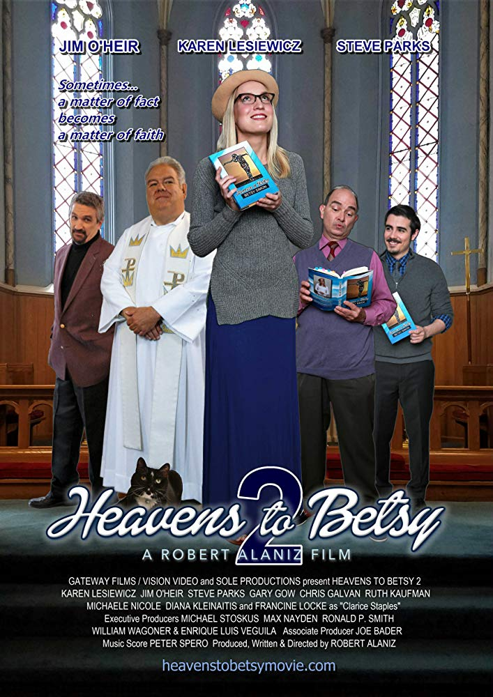 Heavens to Betsy 2 (2019) online